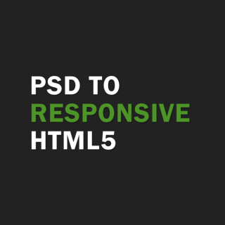 PSD-to-Responsive
