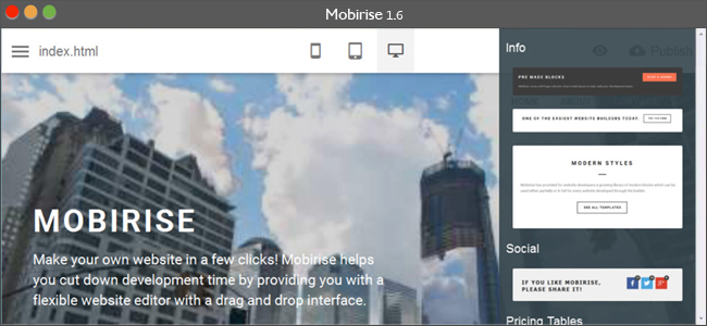 What_is_Mobirise